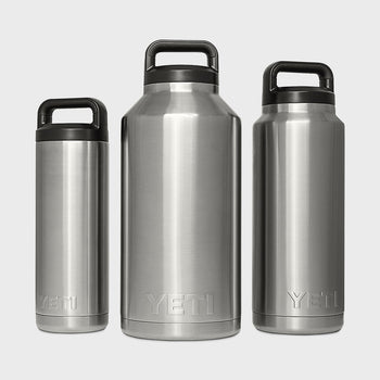 product: Yeti 64 oz Bottle Steel