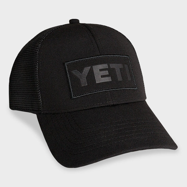 product: Yeti Patch Hat Black