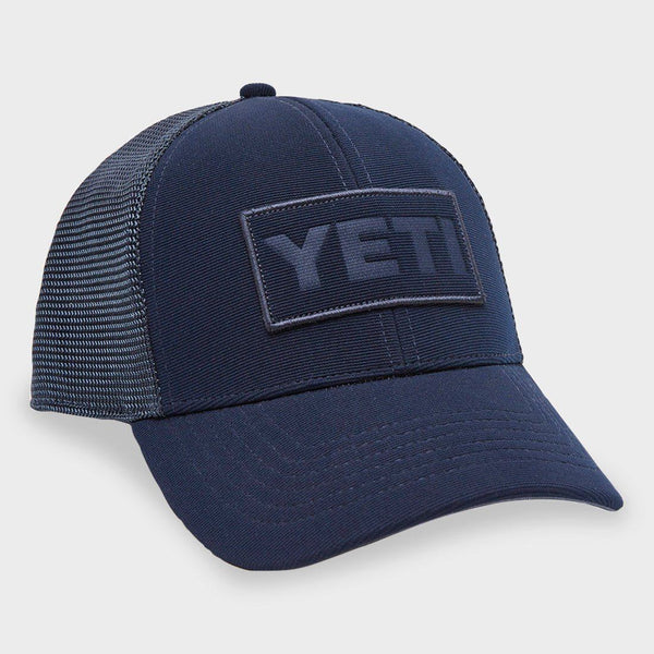 product: Yeti Patch Hat Navy