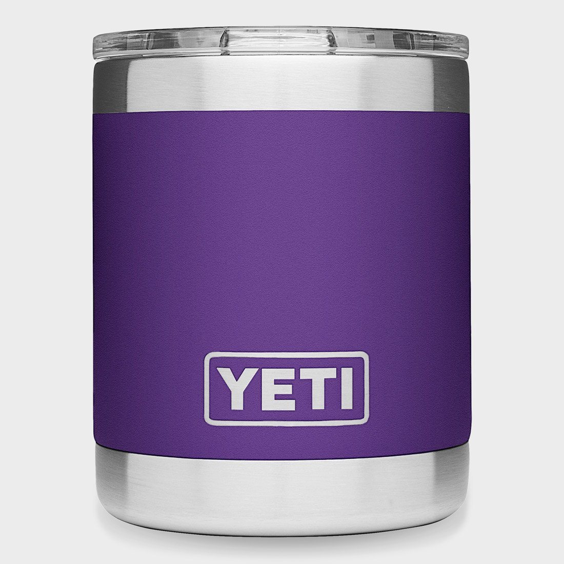 Yeti Rambler 10oz Lowball Peak Purple