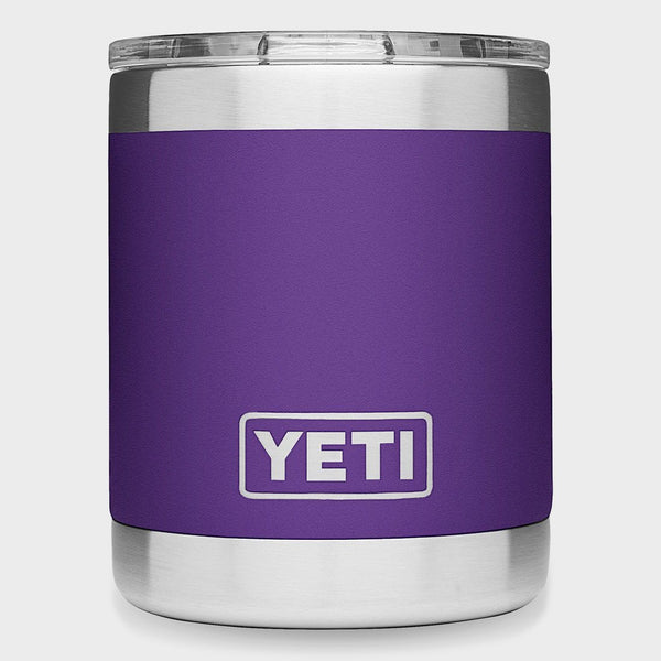 product: Yeti Rambler 10 oz Lowball Peak Purple