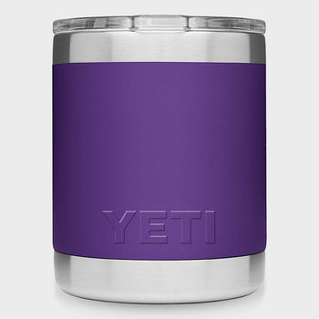 product: Yeti Rambler 10oz Lowball Peak Purple