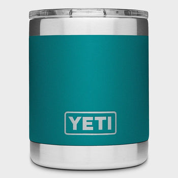 product: Yeti Rambler 10 oz Lowball River Green