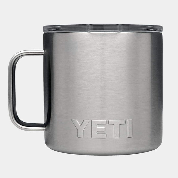 product: Yeti Rambler 14oz Mug Stainless Steel