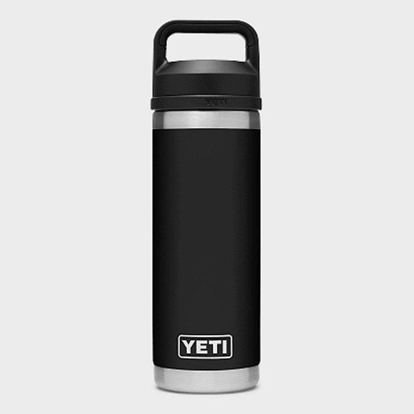 product: Yeti Rambler 18oz Bottle Chug Black