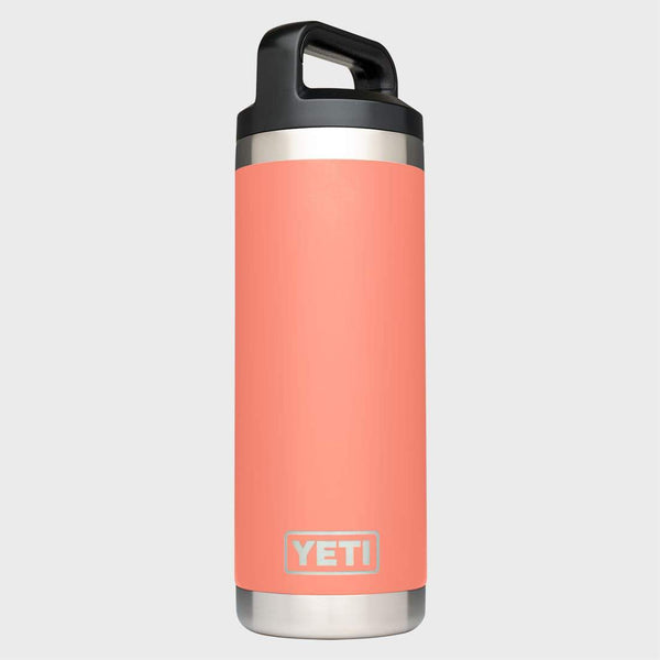 product: Yeti Rambler 18oz Bottle Limited Edition Coral
