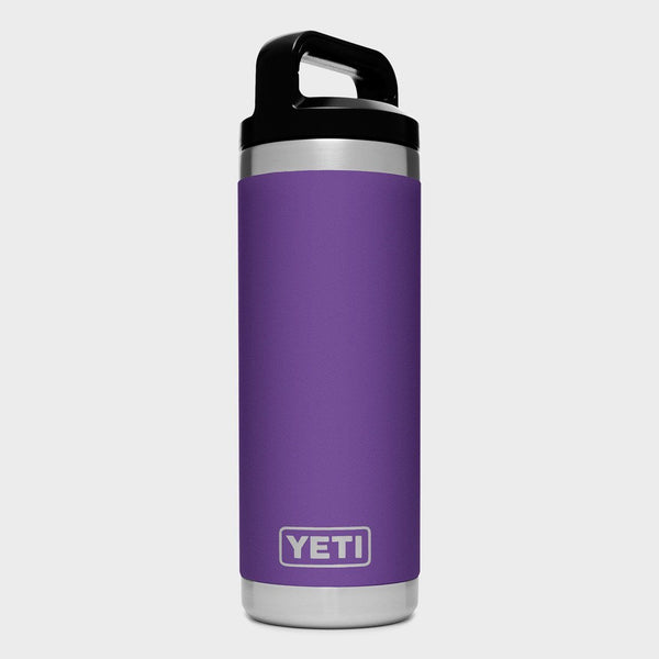 product: Yeti Rambler 18oz Bottle Peak Purple