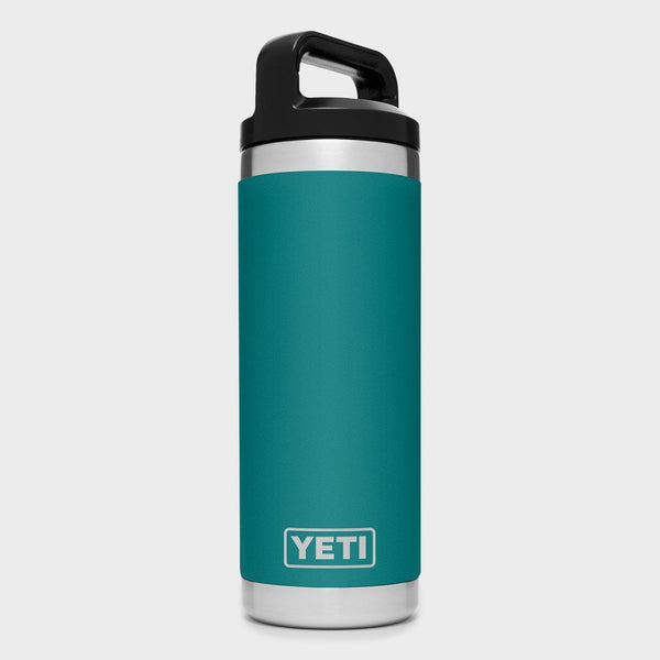 product: Yeti Rambler 18oz Bottle River Green