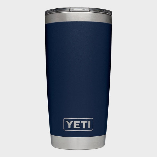 product: Yeti Rambler 20 Oz Tumbler with MAGslider Lid Navy