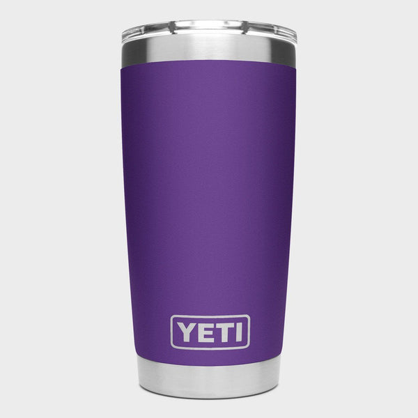 product: Yeti Rambler 20oz Tumbler Peak Purple
