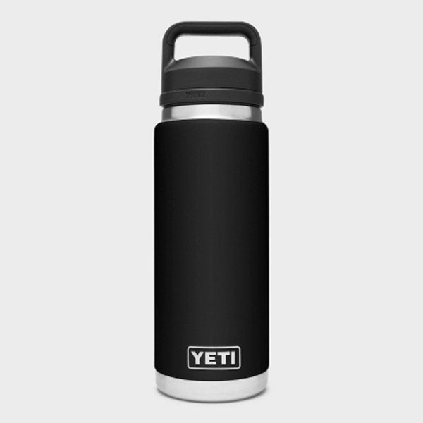 product: Yeti Rambler 26oz Bottle Chug Black