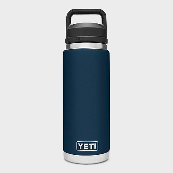 product: Yeti Rambler 26oz Bottle Chug Navy