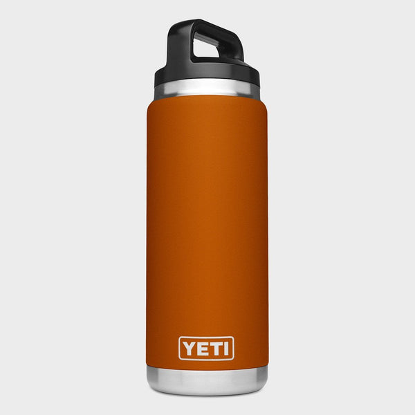 product: Yeti Rambler 26oz Bottle Clay