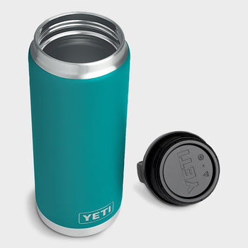 product: Yeti Rambler 26oz Bottle River Green