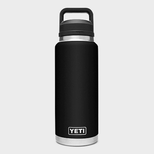 product: Yeti Rambler 36oz Bottle Chug Black