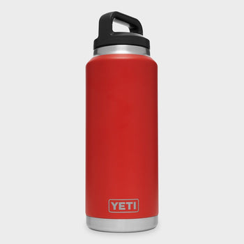product: Yeti Rambler 36oz Bottle Canyon Red