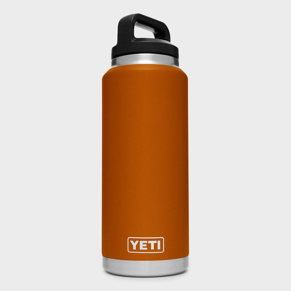 product: Yeti Rambler 36oz Bottle Clay