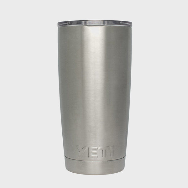 product: Yeti 20 oz Tumbler Steel