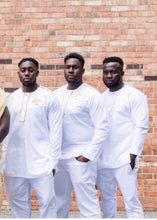 Tagoe All White Royalty Set