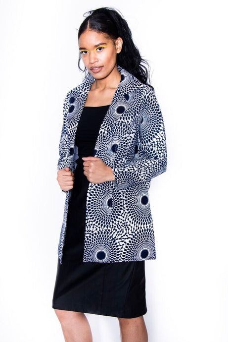Abena Waterfall Blazer