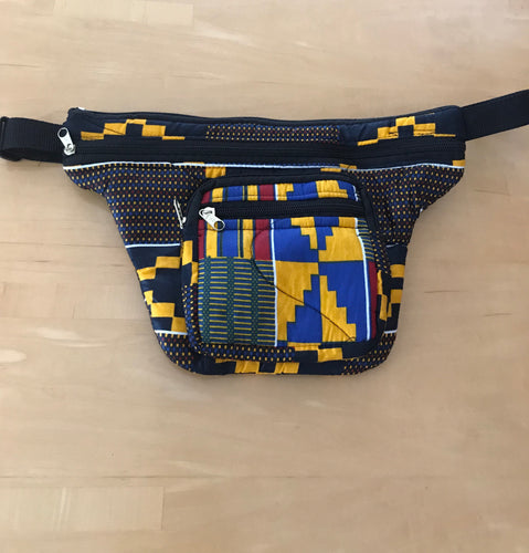 Sankofa Hip Bag