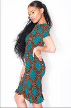 Nila Fitted Dress