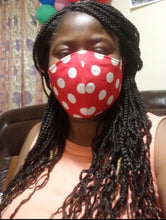 Ankara Face Masks Set 2