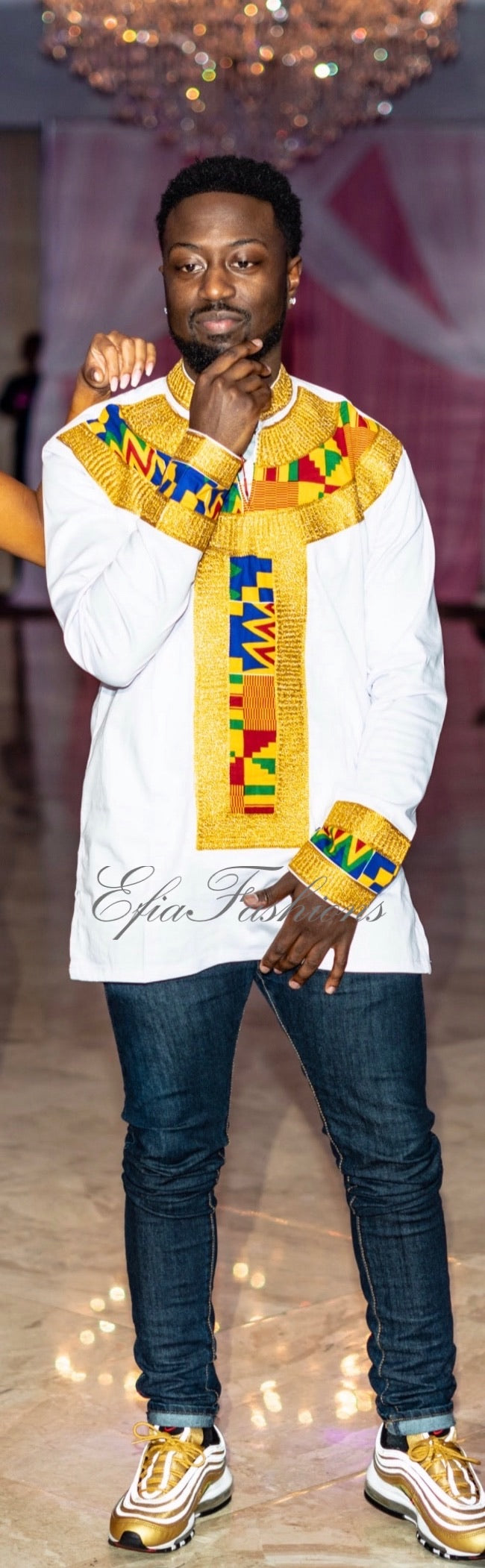 Shaka Kente Royalty Set