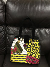 Patchwork Ankara Purse