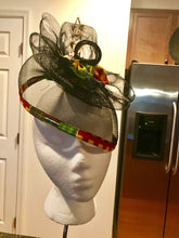 Kente Trim Hat - Small