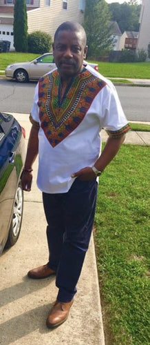 Dashiki Flex Top