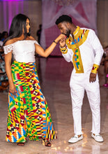 Kobby Kente Top and Pant Set