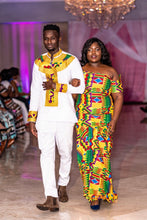 Kyesha Kente Dress