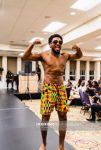 Nana Kente Shorts