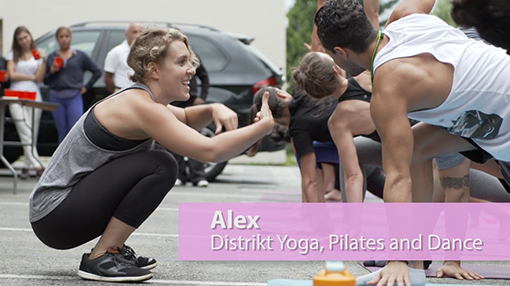 Vega and The Distrikt Crush a Concrete Workout