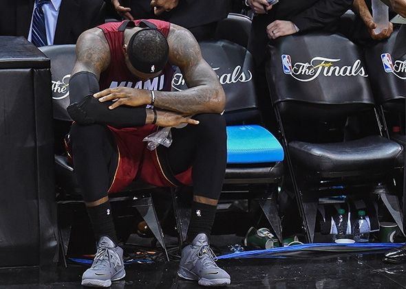 Lebron James Could Have Avoided Muscle Cramps with Vega Sport