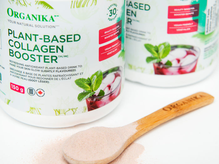 Plant-Based Collagen Booster