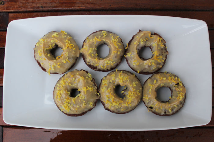 Healthy Vegan (Protein) Donuts