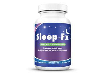 Sleep-Fx is The New Natural Alternative to Sleeping Pills- And it Actually Works!