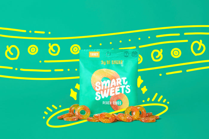 SmartSweets: candy you can feel good about