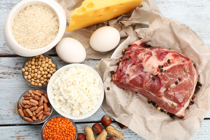 Is a Lack of Protein the Reason For Your Health Symptoms?