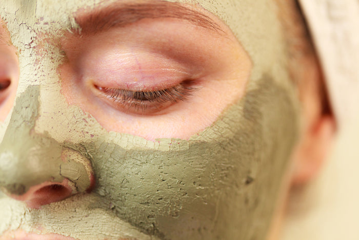 Homemade Superfood Spirulina Face Mask for Glowing Skin