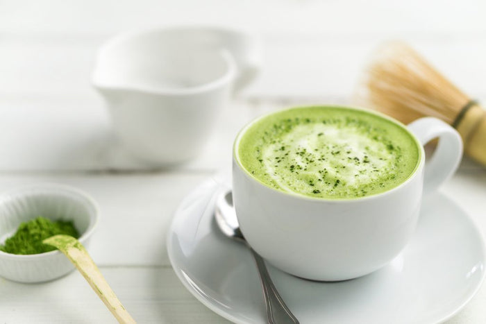 Feel Good with Matcha
