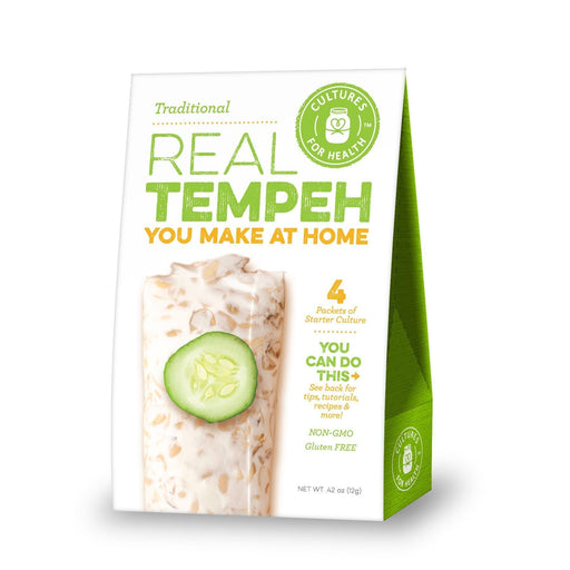 Cultures For Health Traditional Tempeh