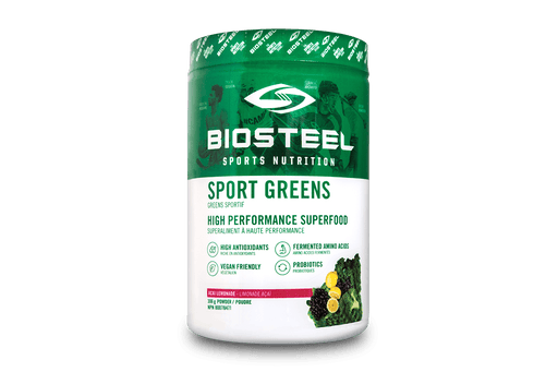 BioSteel Sport Greens High Performance Super Food Acai Lemonade 306 g