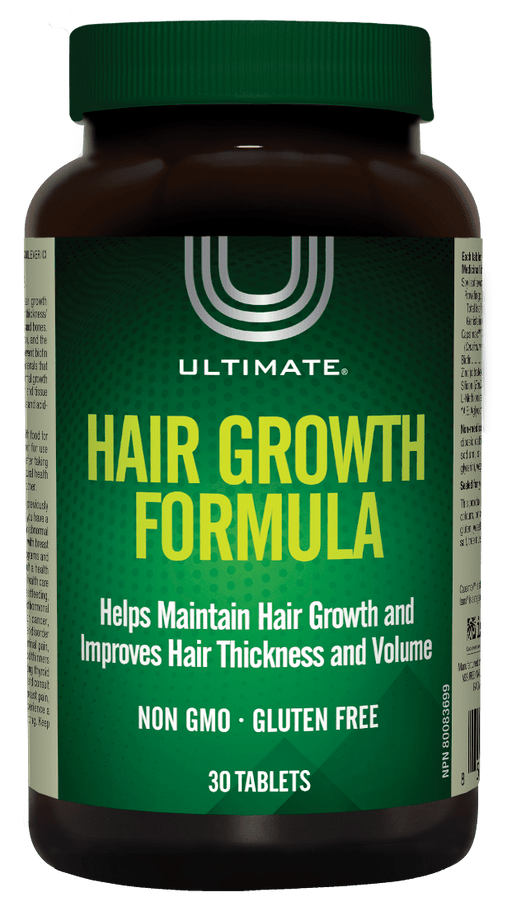 Ultimate Hair Growth Formula 30 Tablets