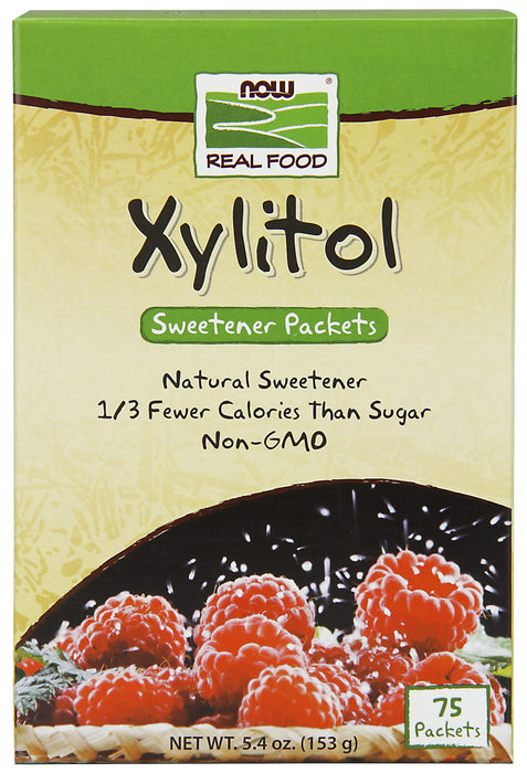 NOW Pure Xylitol