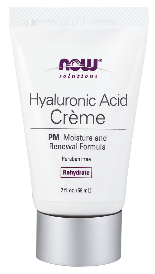 NOW Hyaluronic Acid Creme