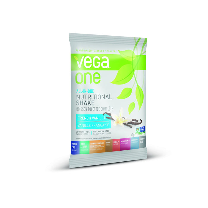 Vega All In One Nutritional Shake - French Vanilla