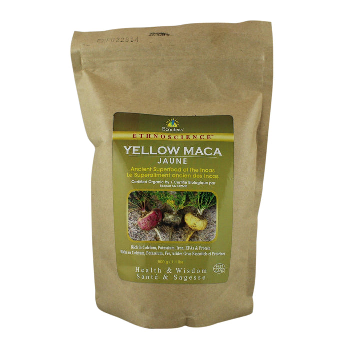 Ecoideas Yellow Maca 454g